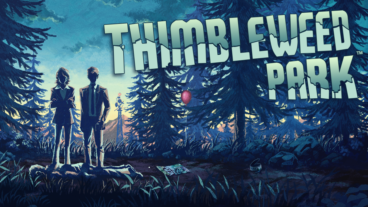 Let's Get Physical: Thimbleweed Park Will Get A Physical Release