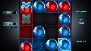 Grid Mania Touchscreen