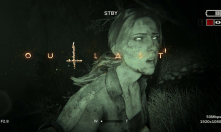 Outlast 2 Nintendo Switch Review