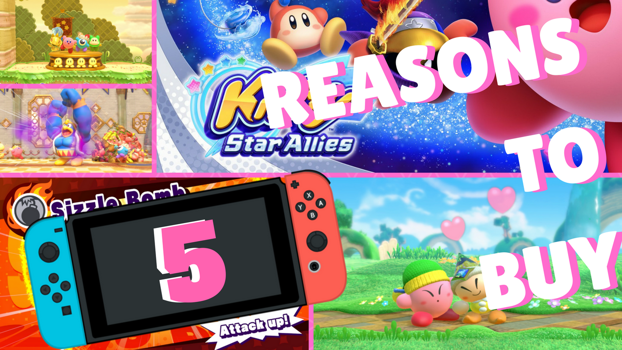 why should i buy kirby?