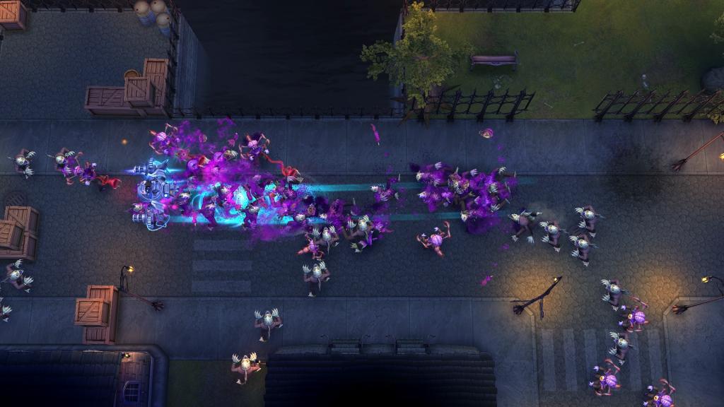 tesla vs lovecraft horde