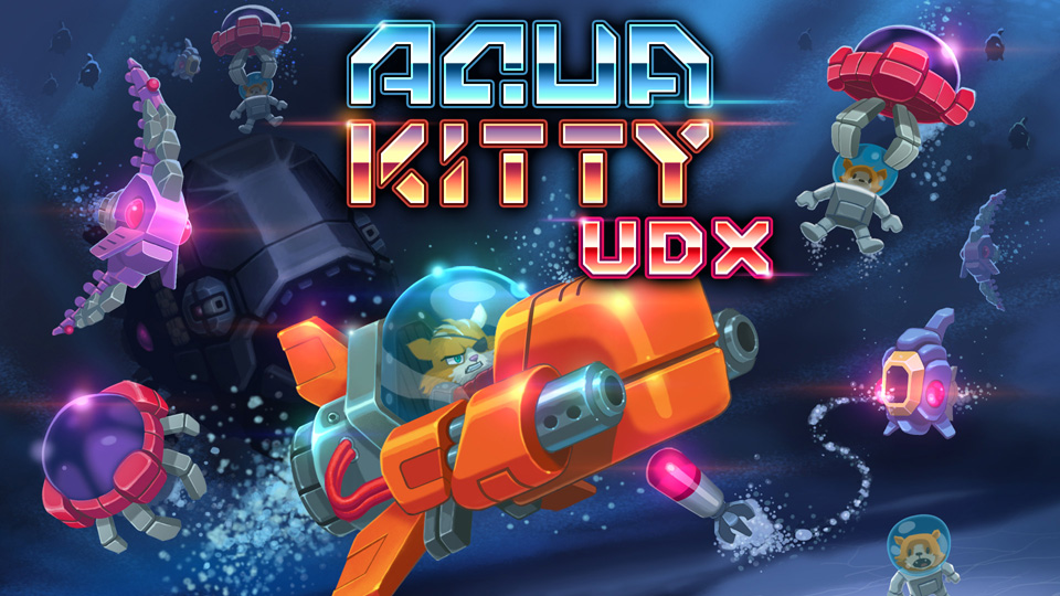 Aqua Kitty Nintendo Switch Review