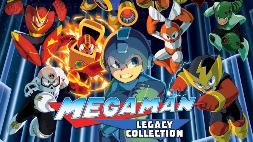Mega Man X Legacy Collection 1 & 2 Release Date Trailer Revealed