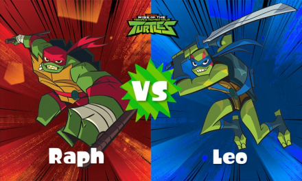 Upcoming Splatfest Tournament Pits Ninja Turtles Against Each Other