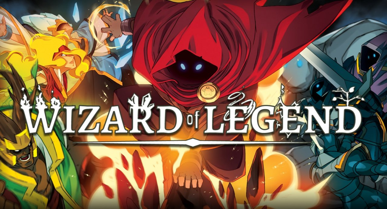Wizard Of Legend Image 1