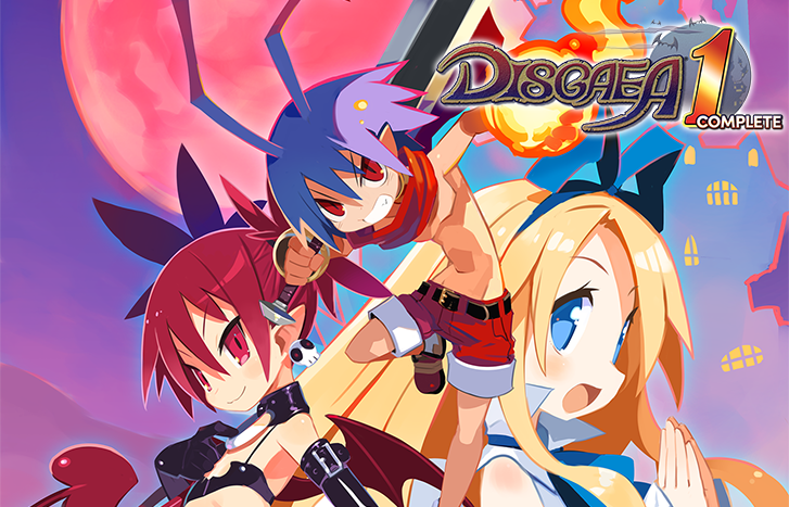 Disgaea 1 Remake Coming To Nintendo Switch And PS4 This Year