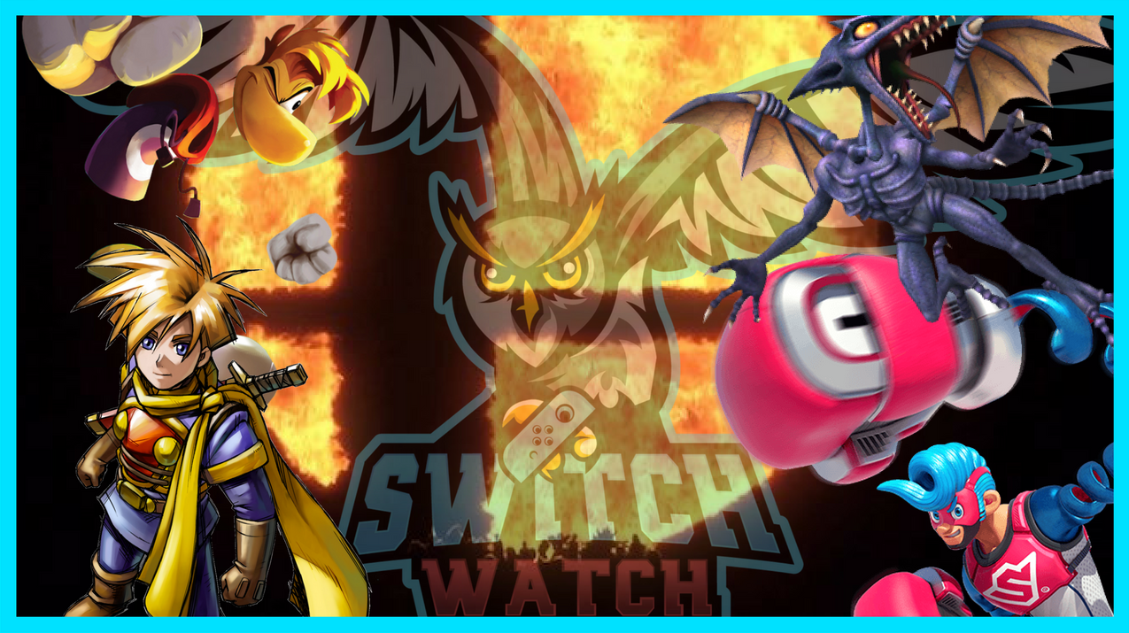 switch watch smash wants