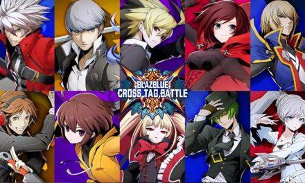 BlazBlue: Cross Tag Battle Opening Movie Presented