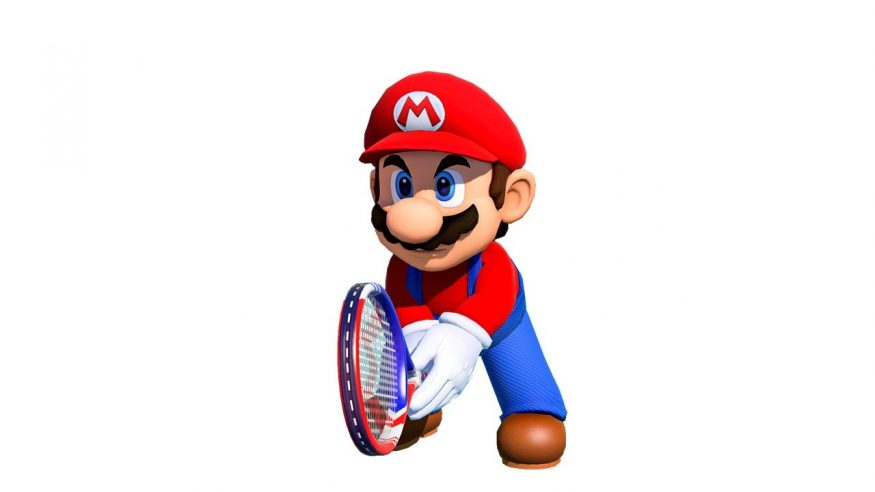 Mario Tennis Aces demo coming first June