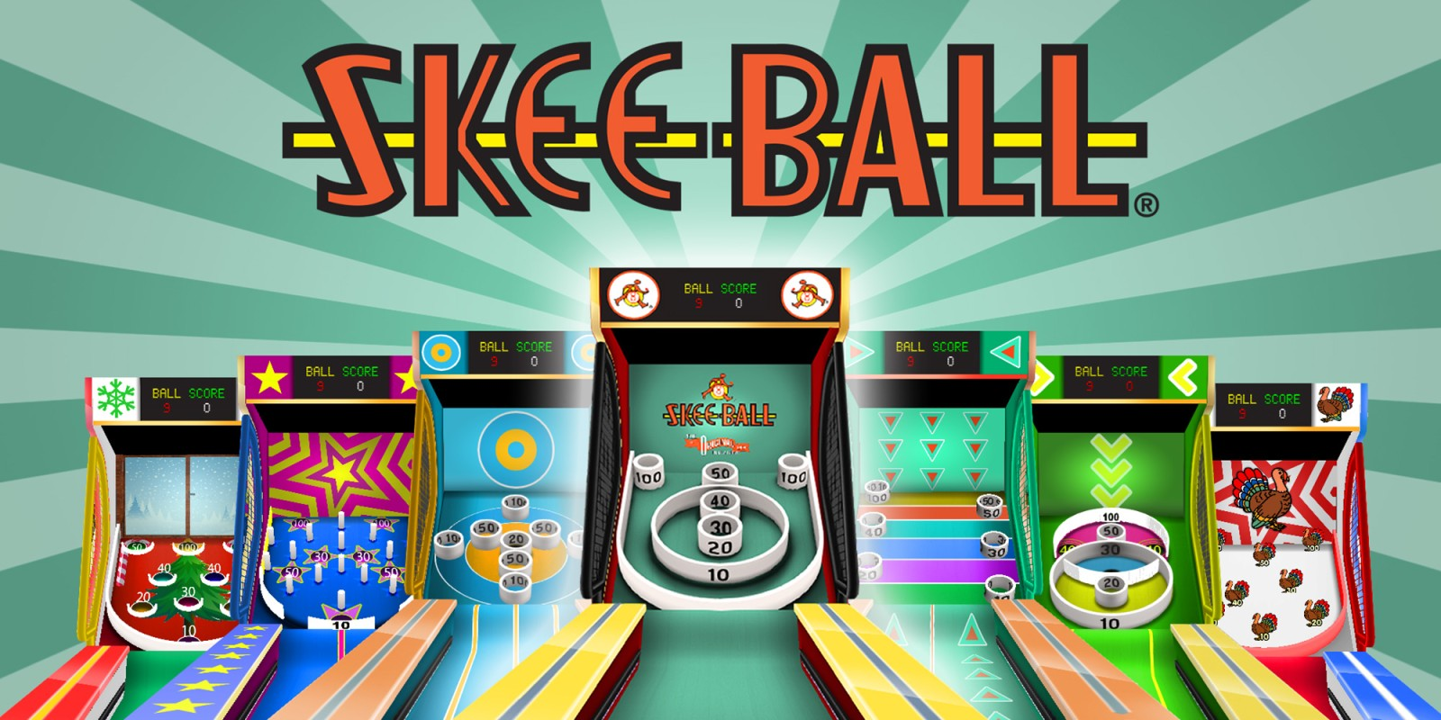 Skee-Ball Feature