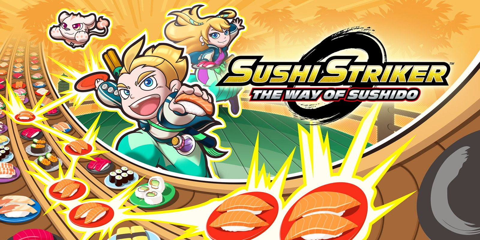 Sushi Striker Image 1