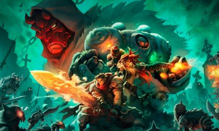 Battle Chasers: Nightwar Nintendo Switch Review