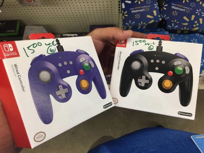 New Gamecube Controllers For Nintendo Switch From PowerA