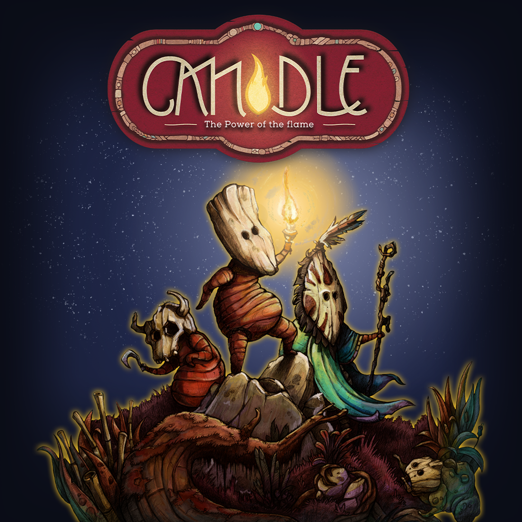 Candle: The Power of the Flame is simply stunning-Will release this July on Switch