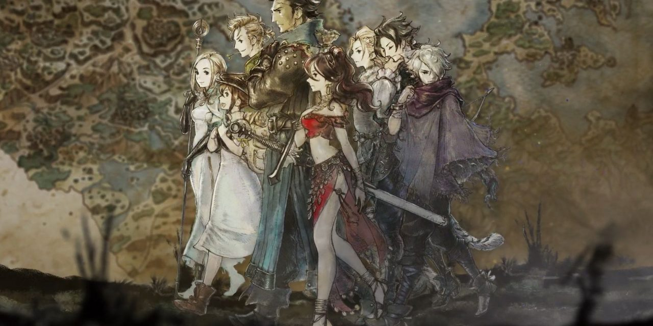 Switch-exclusive Octopath Traveler won't have any DLC after release
