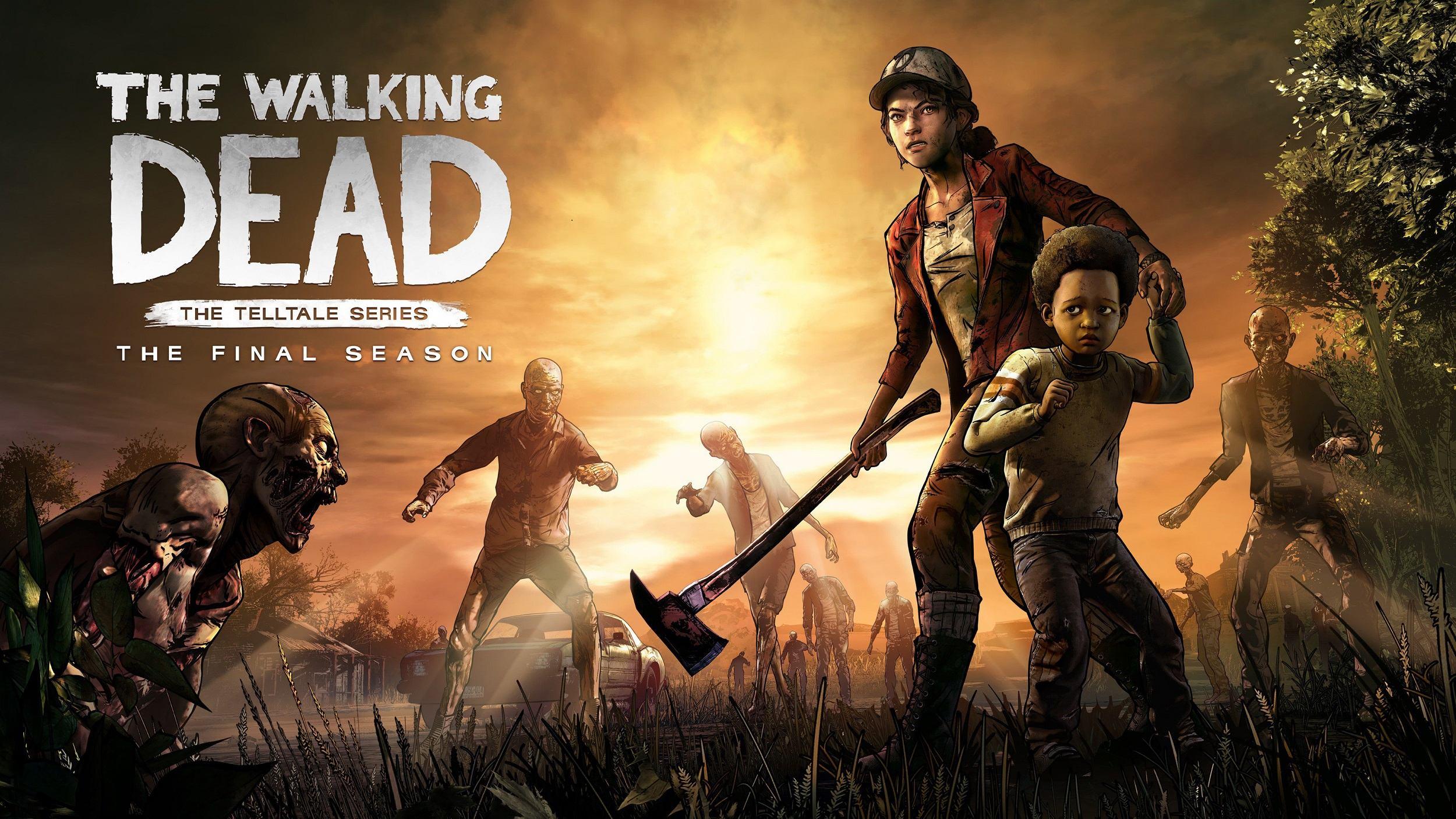 The Final Season Of Telltale's The Walking Dead Gets A Switch Release