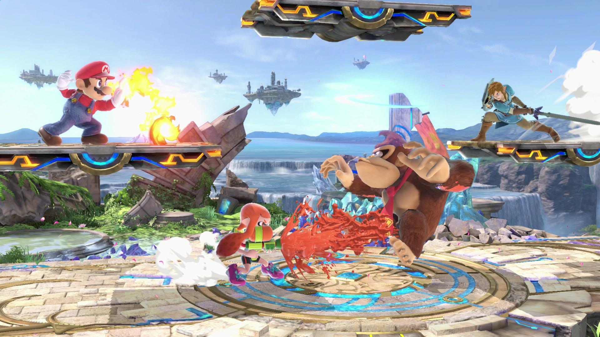 Smash Bros Ultimate Invitational