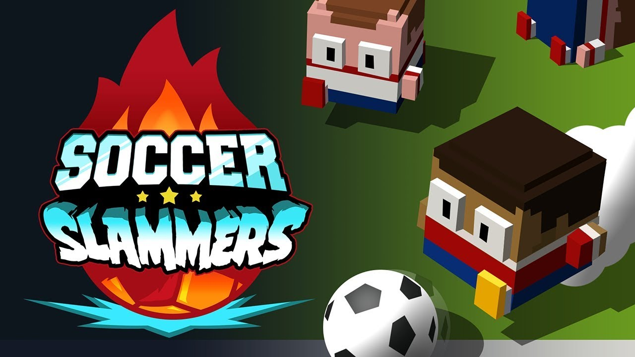 Soccer Slammers Nintendo Switch review