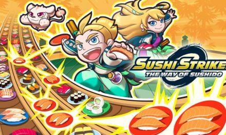 Sushi Striker: The Way of Sushido Nintendo Switch Review
