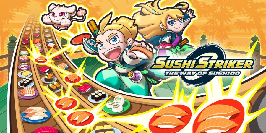 Sushi strikers: The Way of Sushido Nintendo Switch Review