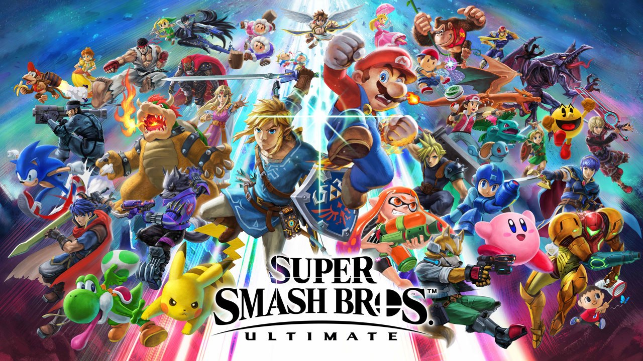 Super Smash Bros Nintendo Switch
