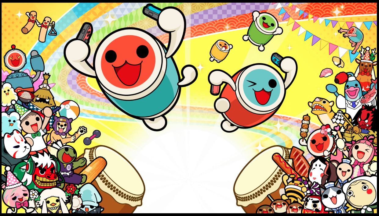 taiko drum master switch