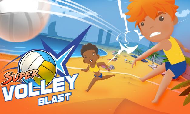 Super Volley Blast Nintendo Switch Review