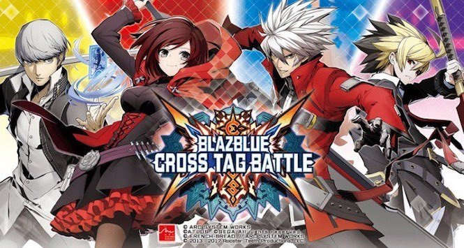 BlazBlue: Cross Tag Battle Nintendo Switch Review