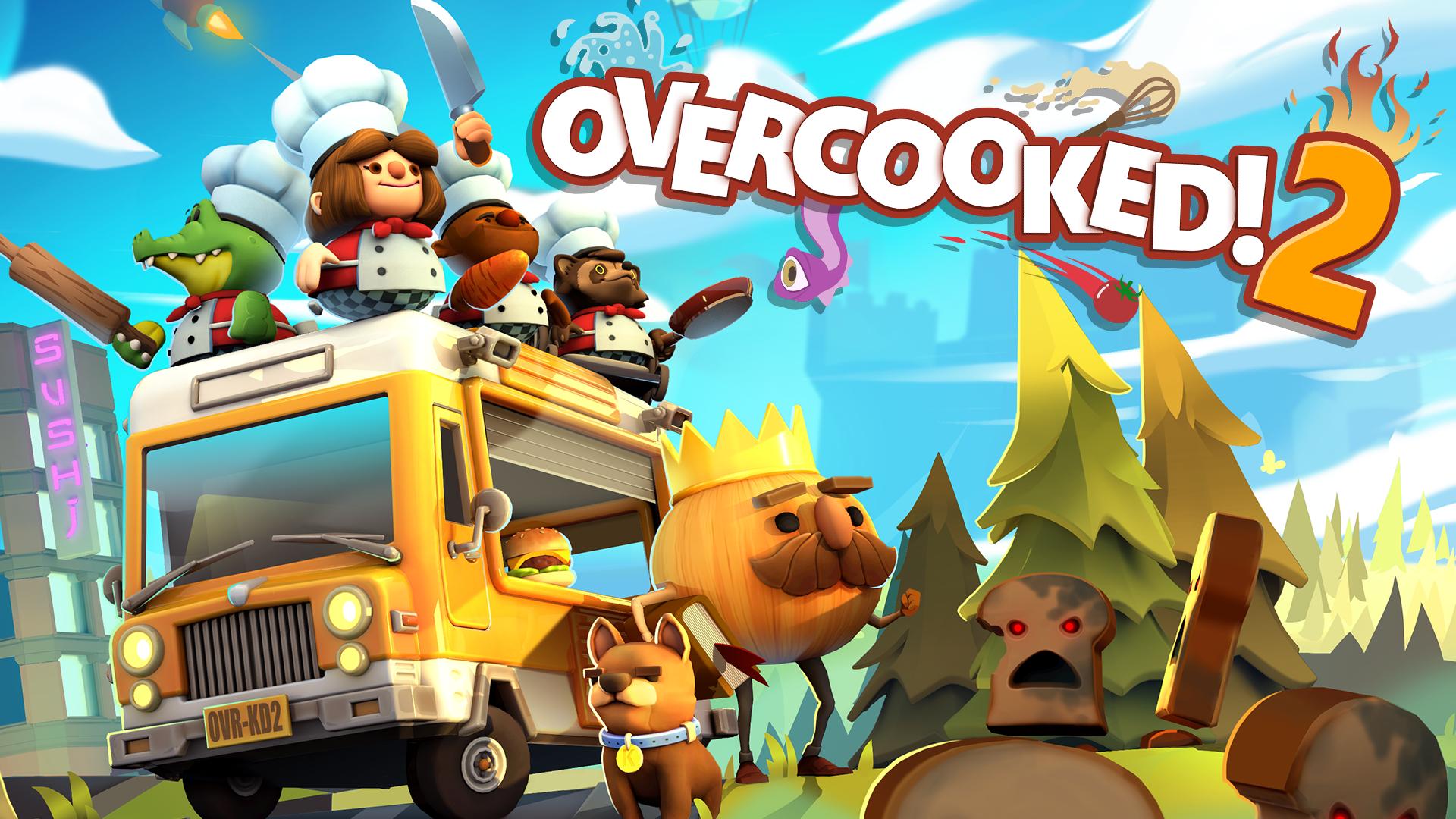 Overcooked! 2 logo
