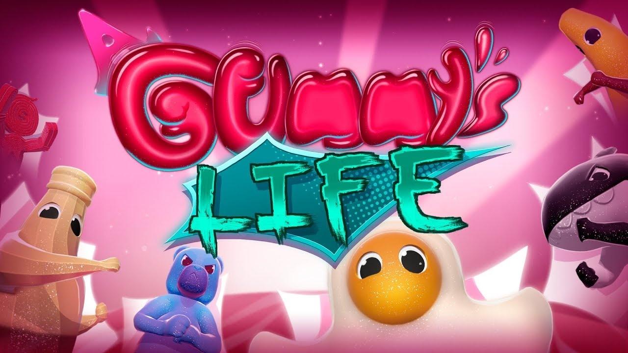 A Gummy's Life Logo