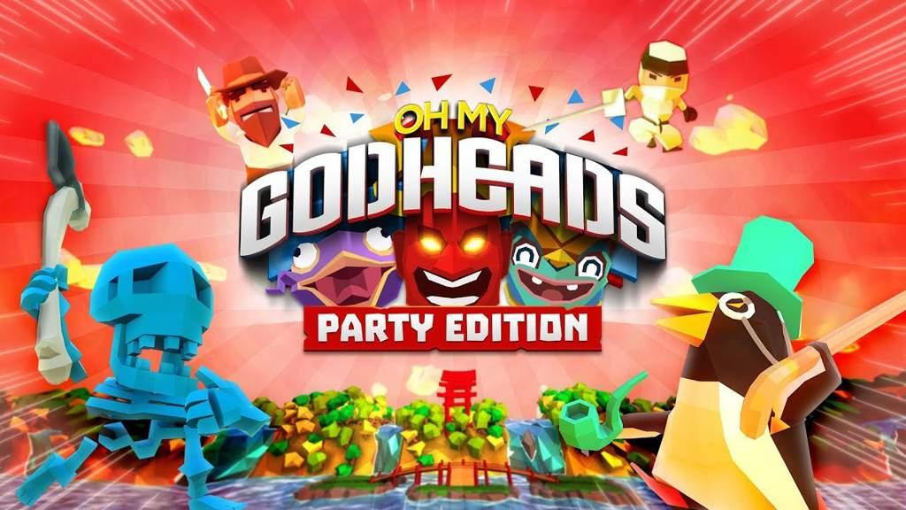 Oh My Godheads Logo