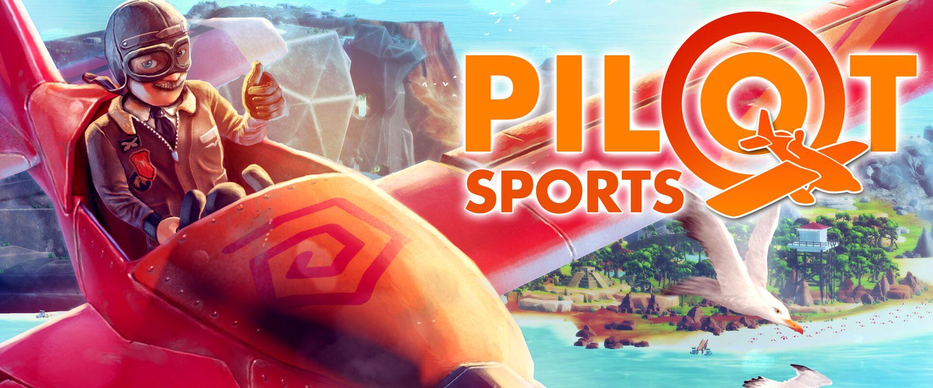 Pilot Sports Logo