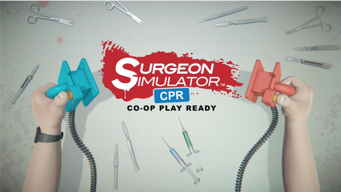 Surgeon Simulator Switch