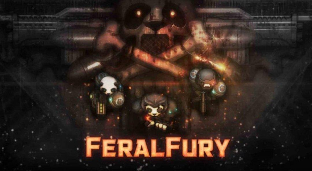 Feral Fury Logo