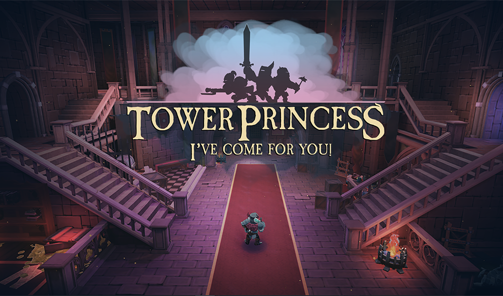 tower Princess title