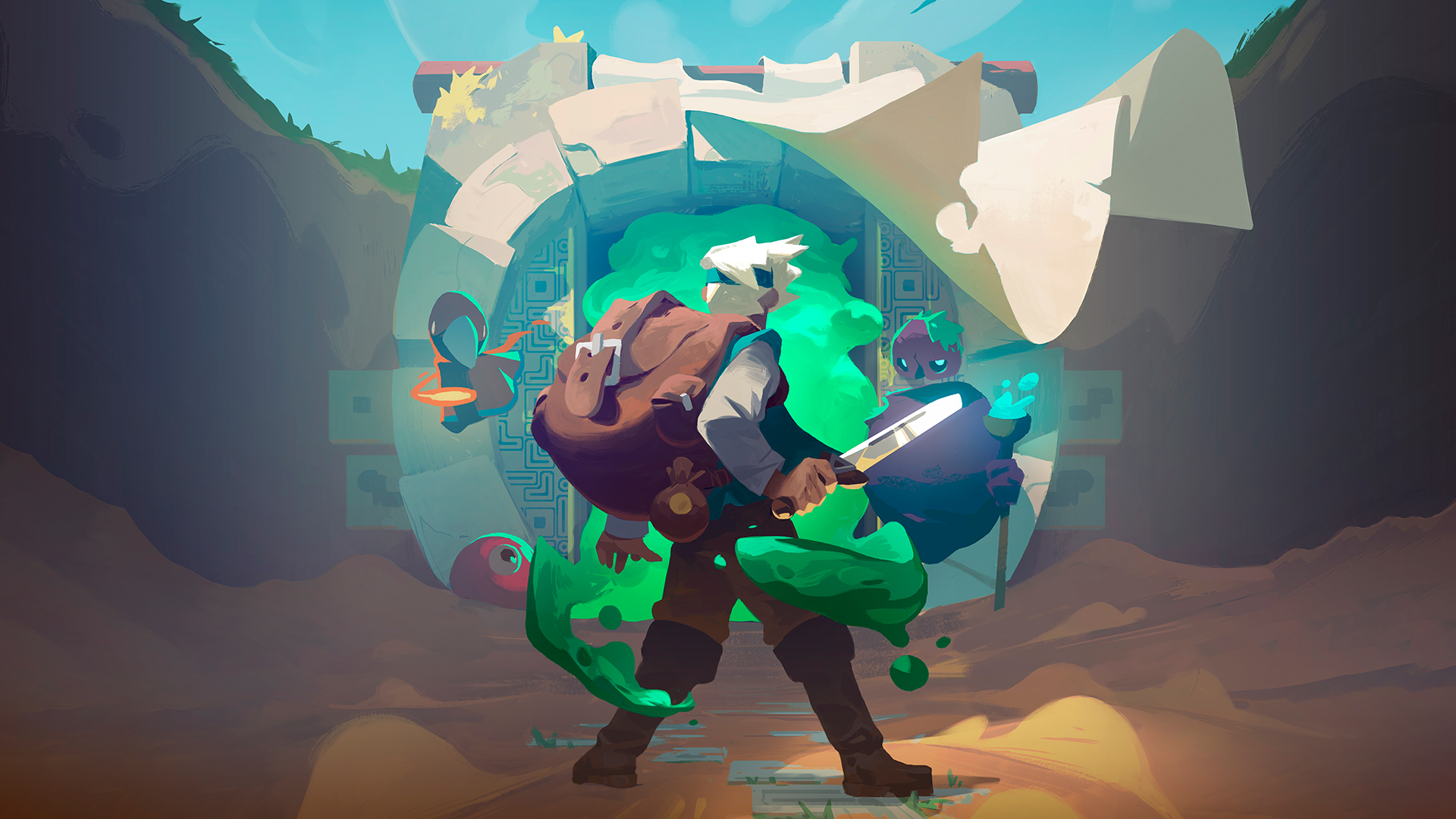 moonlighter Nintendo Switch review