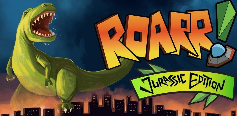 Roarr Logo