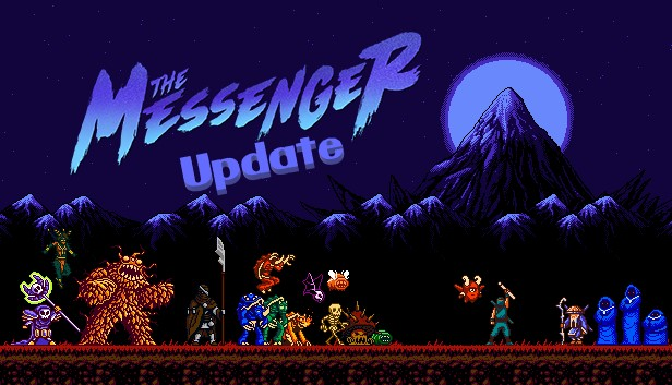 the messanger update