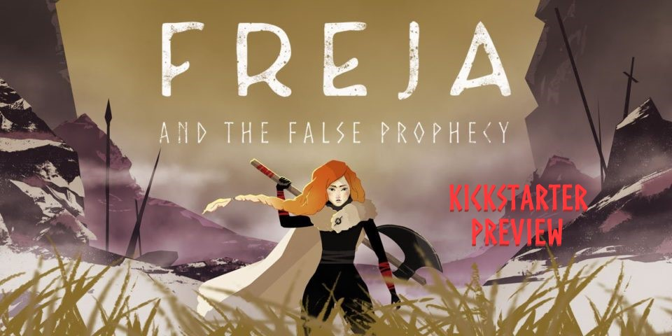 Freja and the False Prophecy image