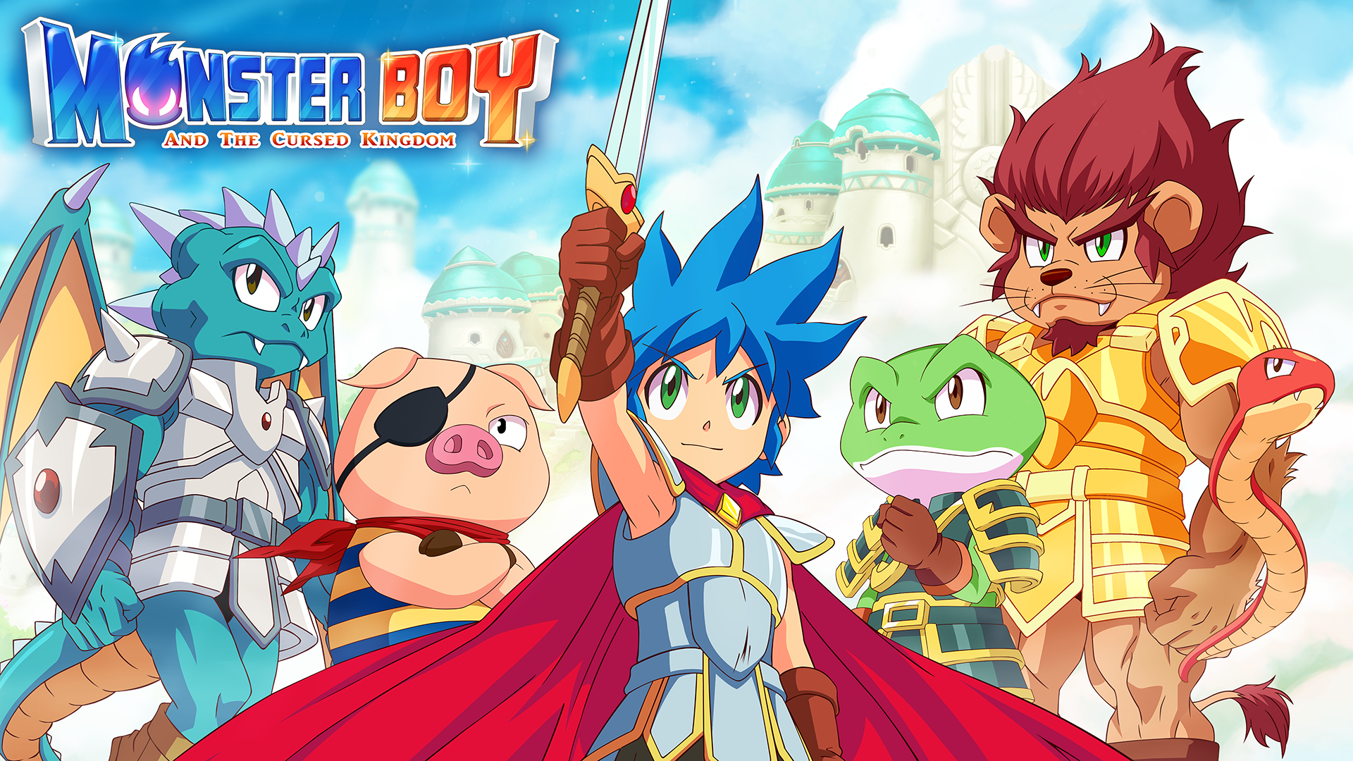 Monster Boy and the cursed kingdom switch review