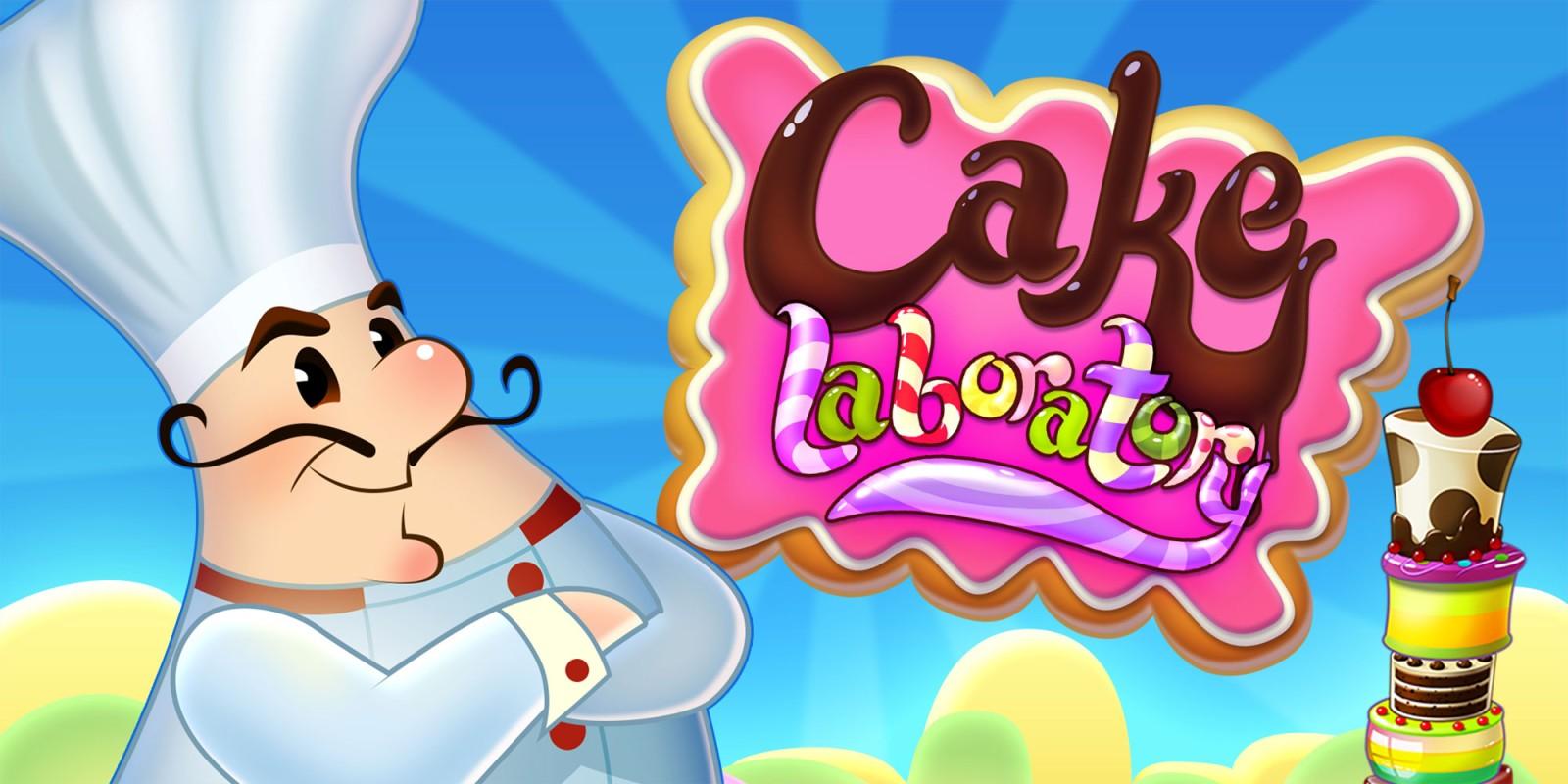 Cake Laboratory Logo
