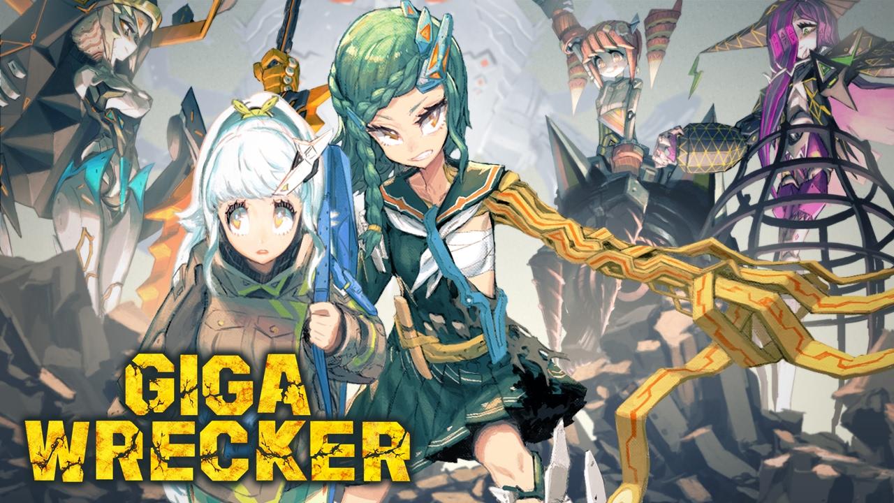 Giga Wrecker logo