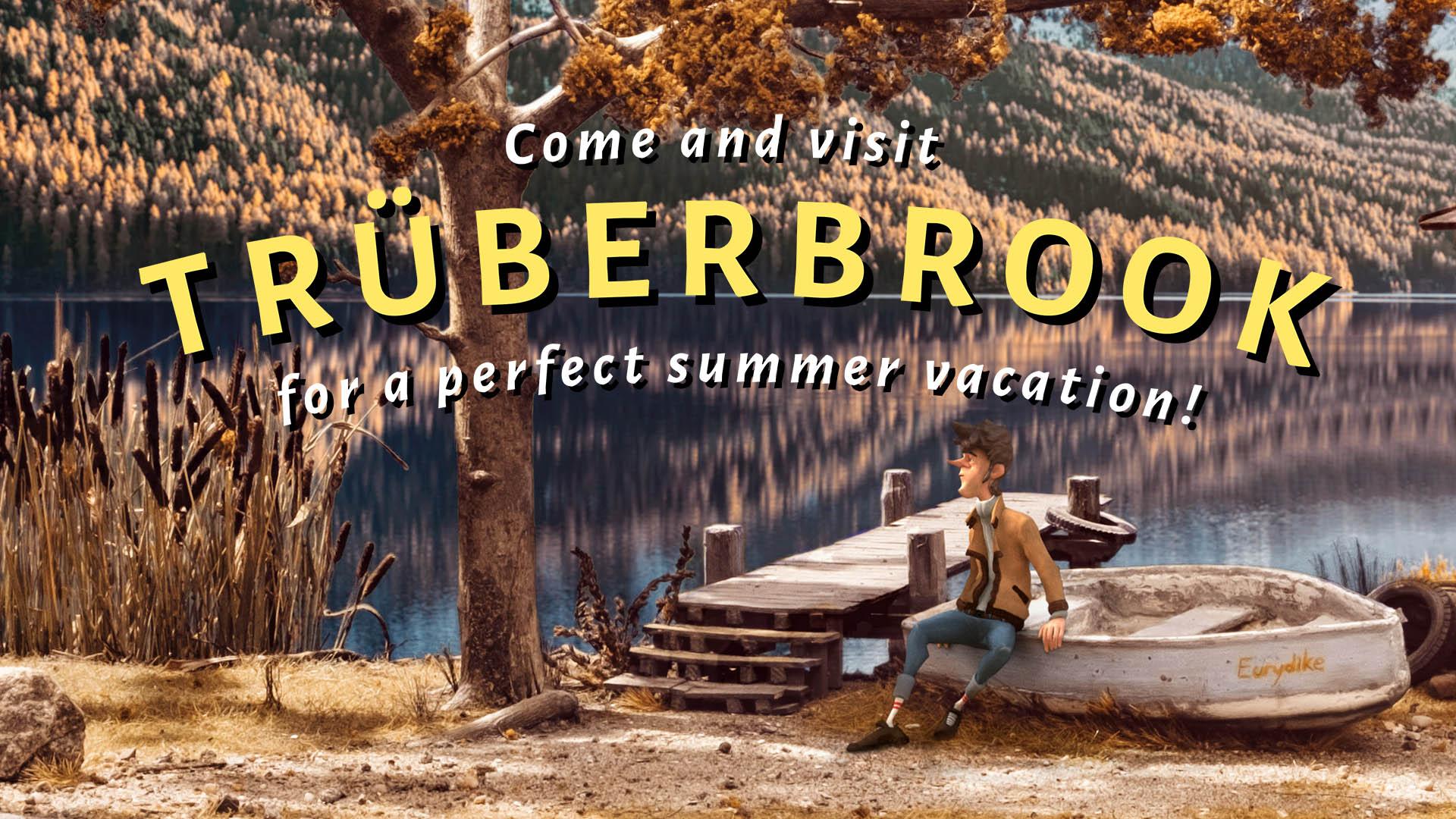 Trüberbrook logo