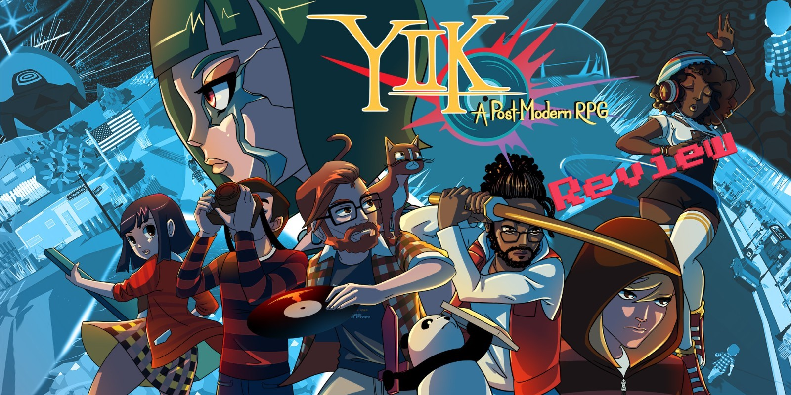 YIIK review