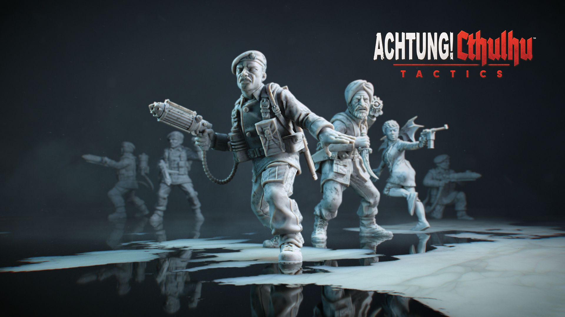 Achtung! Cthulhu Tactics Review Screenshot 1