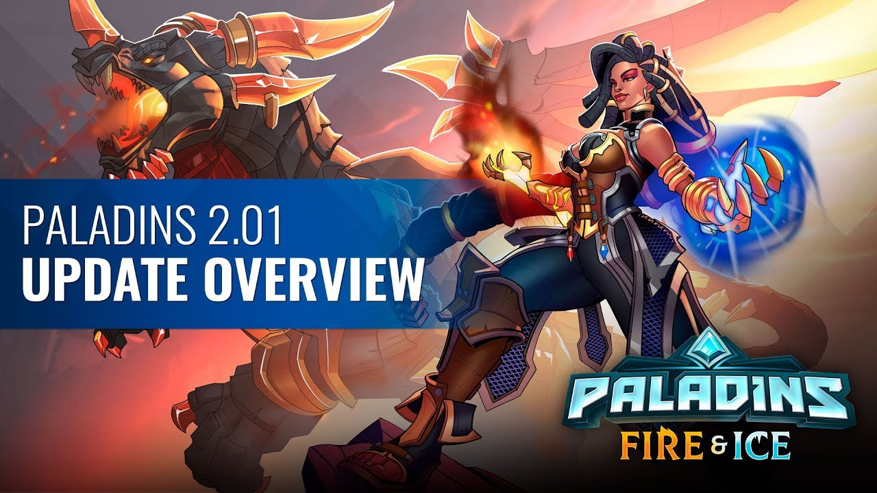 paladins fire and ice