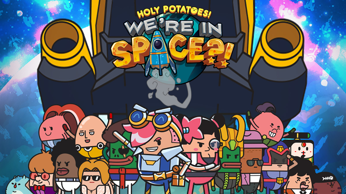 Holy Potatoes! We're In Space?! Review Screenshot 3