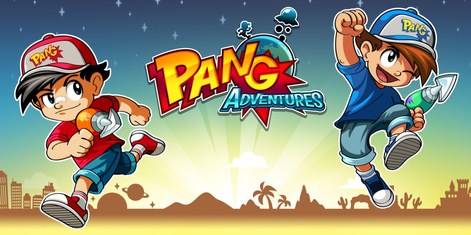 Pang Adventures Review Screenshot 1