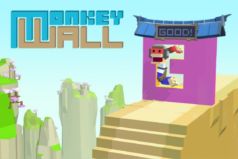 Monkey Wall Logo