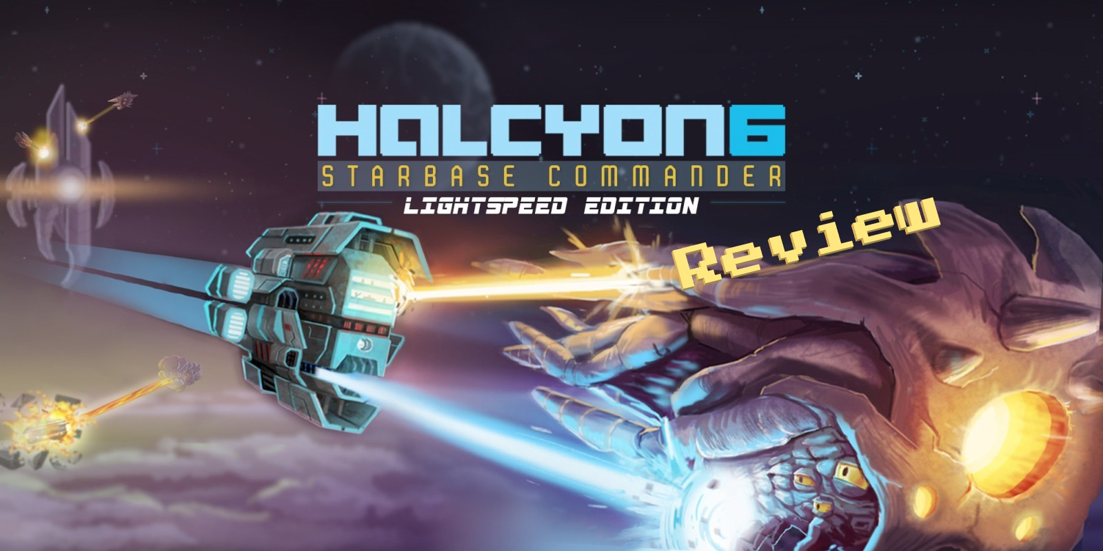 halcyon 6 review